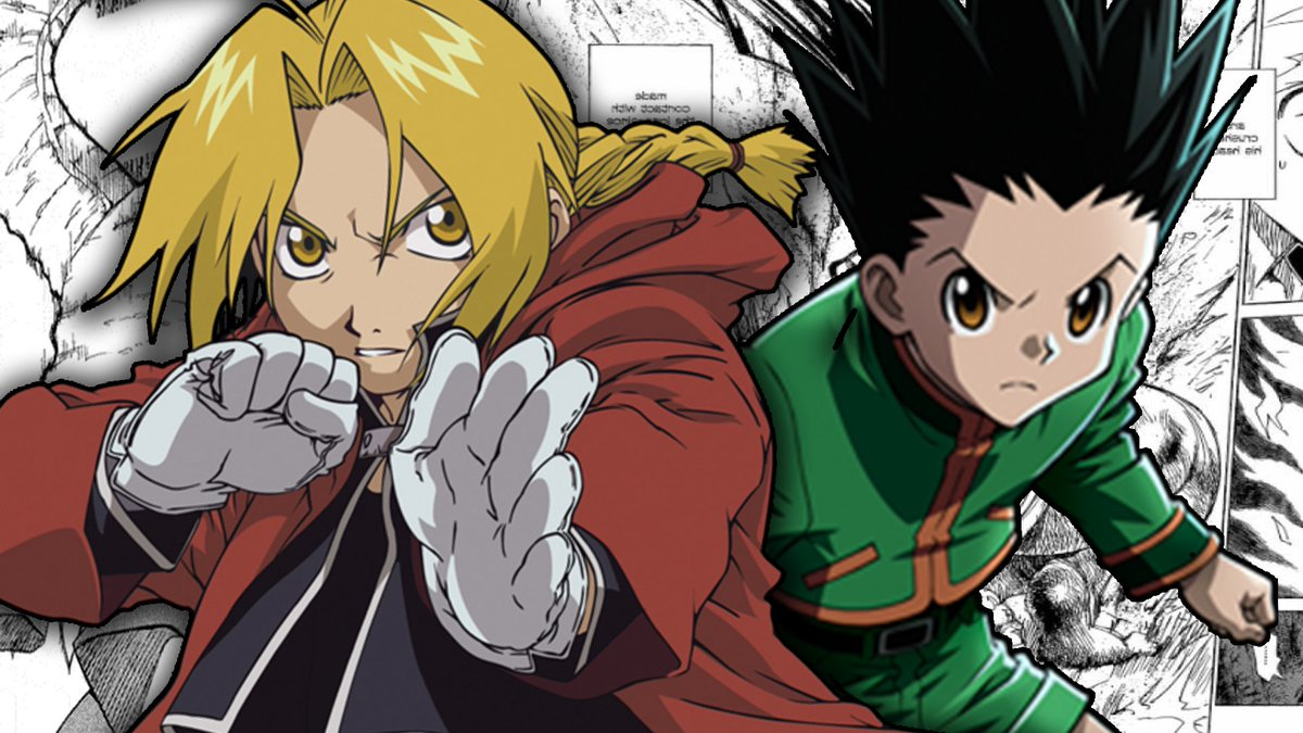 NEW video guys! Me and my guest @markstevensonYT discuss Fullmetal Alchemist vs Hunter x Hunter. Both sides of the argument are discussed, as we go in detail with a fun, podcast style approach.   Retweets  and likes  are appreciated!   https://www. youtube.com/watch?v=EPnOz6 RB1bs&amp;feature=youtu.be&amp;a= &nbsp; … <br>http://pic.twitter.com/eww2niqurx