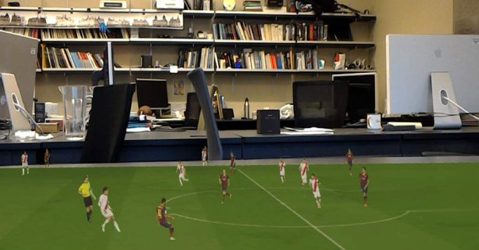 This Algorithm Turns World Cup Games into 3D AugmentedReality Photo