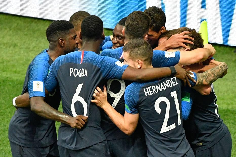 VÍDEO: Veja os gols da vitória da França sobre a Croácia na final da Copa (via @EstadaoEsporte) https://t.co/omDtOmRpS1