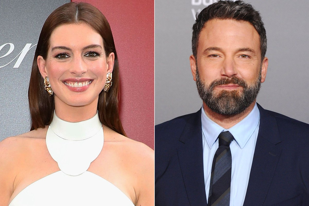 Anne Hathaway, Ben Affleck link up for Joan Didion-inspired Netflix film https://t.co/a3zPESvoai