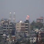 Image for the Tweet beginning: Regain de tension entre Gaza