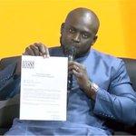 Image for the Tweet beginning: Affaire Aziz Ndiaye : Les