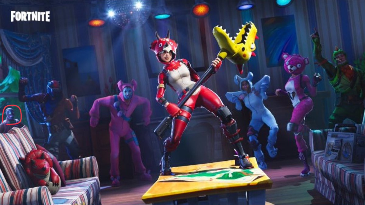 Fortnite Leaks On Twitter Many Of You May Know That Merry Marauder