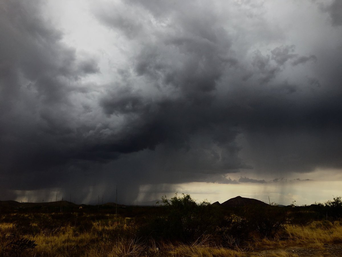 Severe Thunderstorm Warning through 5:30pm for El Paso County. Heavy rain, lightning and strong winds are being produced. Flooding is a big possibility once again this evening.  Stay safe and try to stay in doors if possible.   -Photo By: Jon Pritviet <br>http://pic.twitter.com/BvSiKKWwl1