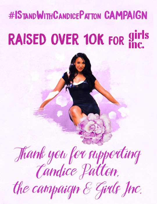 One more thing to ask of you-  To celebrate, please consider changing your icon this week to one of the donor/supporter icons (see thread) or one of the fundraising icons you earned  #10KForCandice #IStandWithCandicePatton #westallen   poster by @angelfireeast24<br>http://pic.twitter.com/FZ0J4kv4Vp