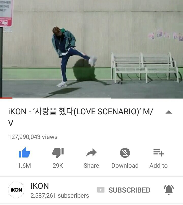 Morning Love Scenario almost 128M views  https:// youtu.be/vecSVX1QYbQ  &nbsp;   and dont forget to keep watching our fansong lets go for 1M   https:// youtu.be/XkPST2QwbnI  &nbsp;  <br>http://pic.twitter.com/DLesDXXooe