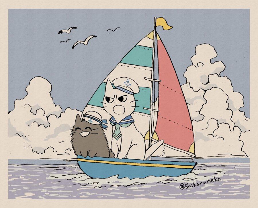 しかるねこ's photo on 海の日