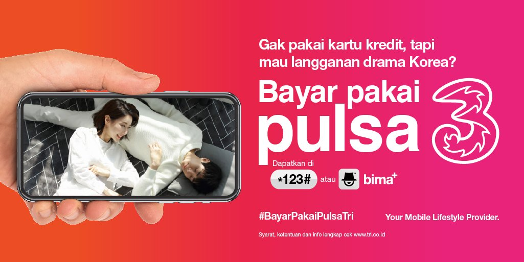 3 Indonesia on Twitter: