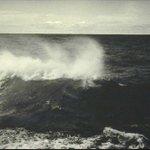Image for the Tweet beginning: Waves1936© Ilse Bing