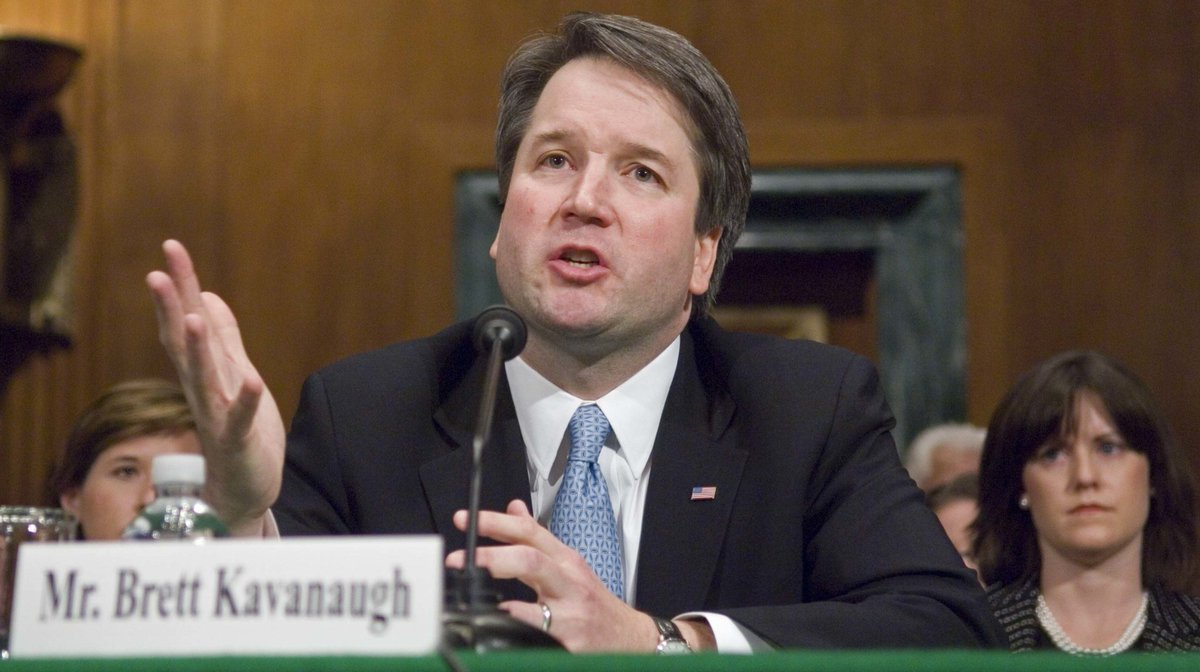 Who is Brett Kavanaugh, Trump's nominee to the Supreme Court? https://t.co/j1cl6tkdMP via @HuffPost