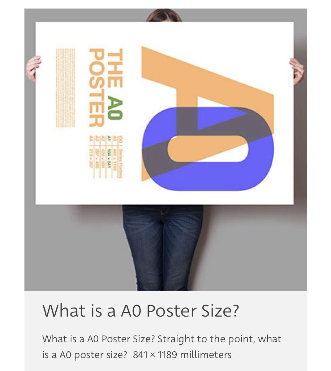 a0posters hashtag on Twitter