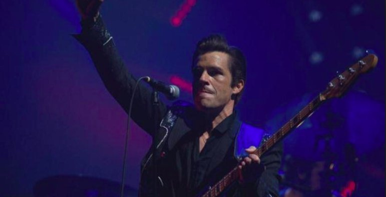 The Killers&#39; Brandon Flowers: Swagger and faith  https:// cbsn.ws/2LfmUTN  &nbsp;  <br>http://pic.twitter.com/UeLTprgePL