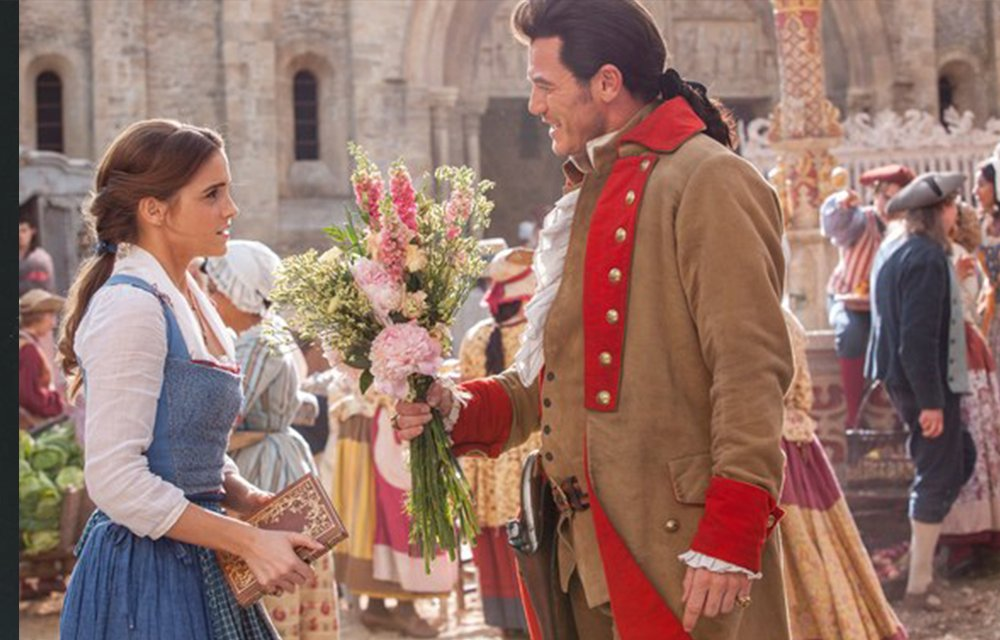 There was a massive 'Beauty and the Beast' reunion over the weekend and we're dead https://t.co/wvdJNcjW58