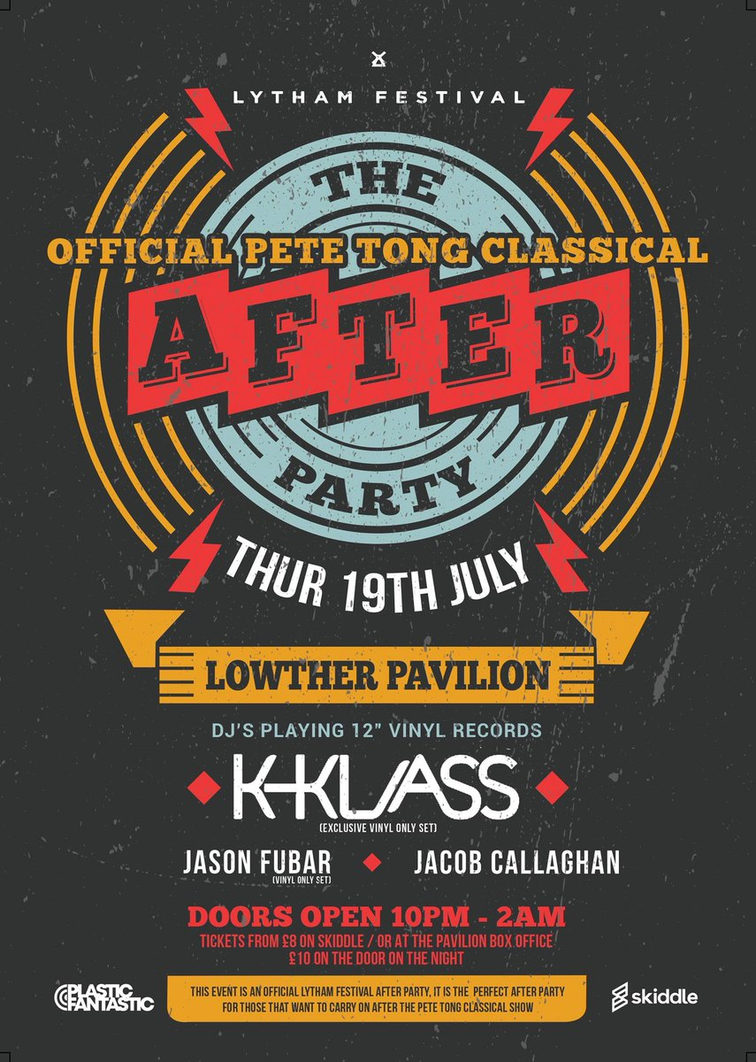 97ea1efc546 ...  jacob c 1995 TICKETS  https   www.skiddle.com whats-on Black pool Lowther-Pavilion The-After-Party-With-K-Klass-Jason-Fubar--Jacob-Callaghan 13218070   …