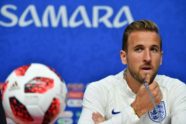 Harry Kane, el máximo goleador del Mundial 2018 con sello Pochettino - Photo