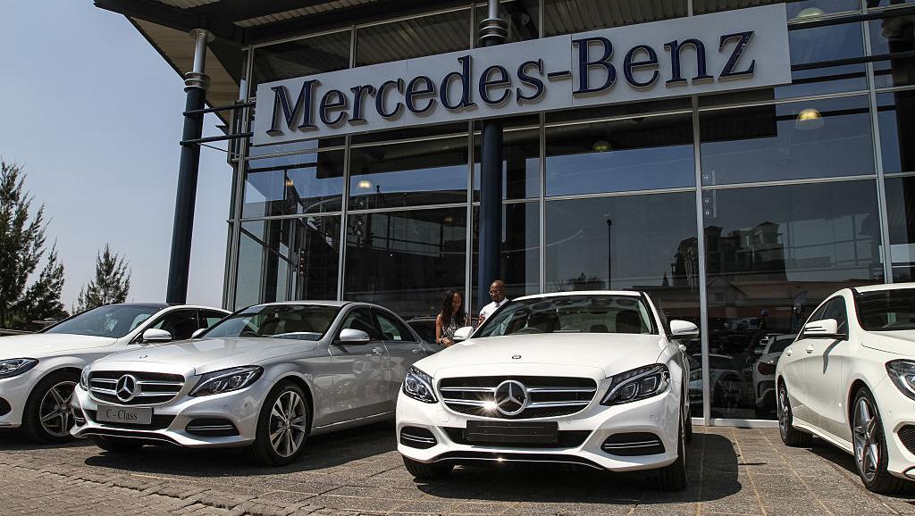 Afrique du Sud: le groupe allemand Mercedes-Benz accroît ses investissements https://t.co/Y5okiWRGQH