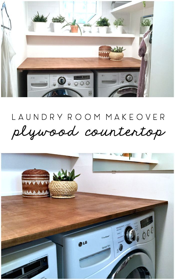 #Countertop #DIY #Duckling #House #Laundry #Makeover #Plywood #Room #The #Ugly Please RT: https://t.co/yEboBj4k7O https://t.co/ptLHplxrhR