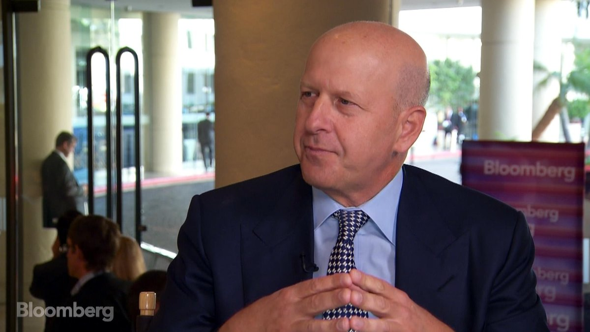 JUST IN: Goldman to name David Solomon as next CEO early this week, New York Times reports https://t.co/ceR7XpKcil