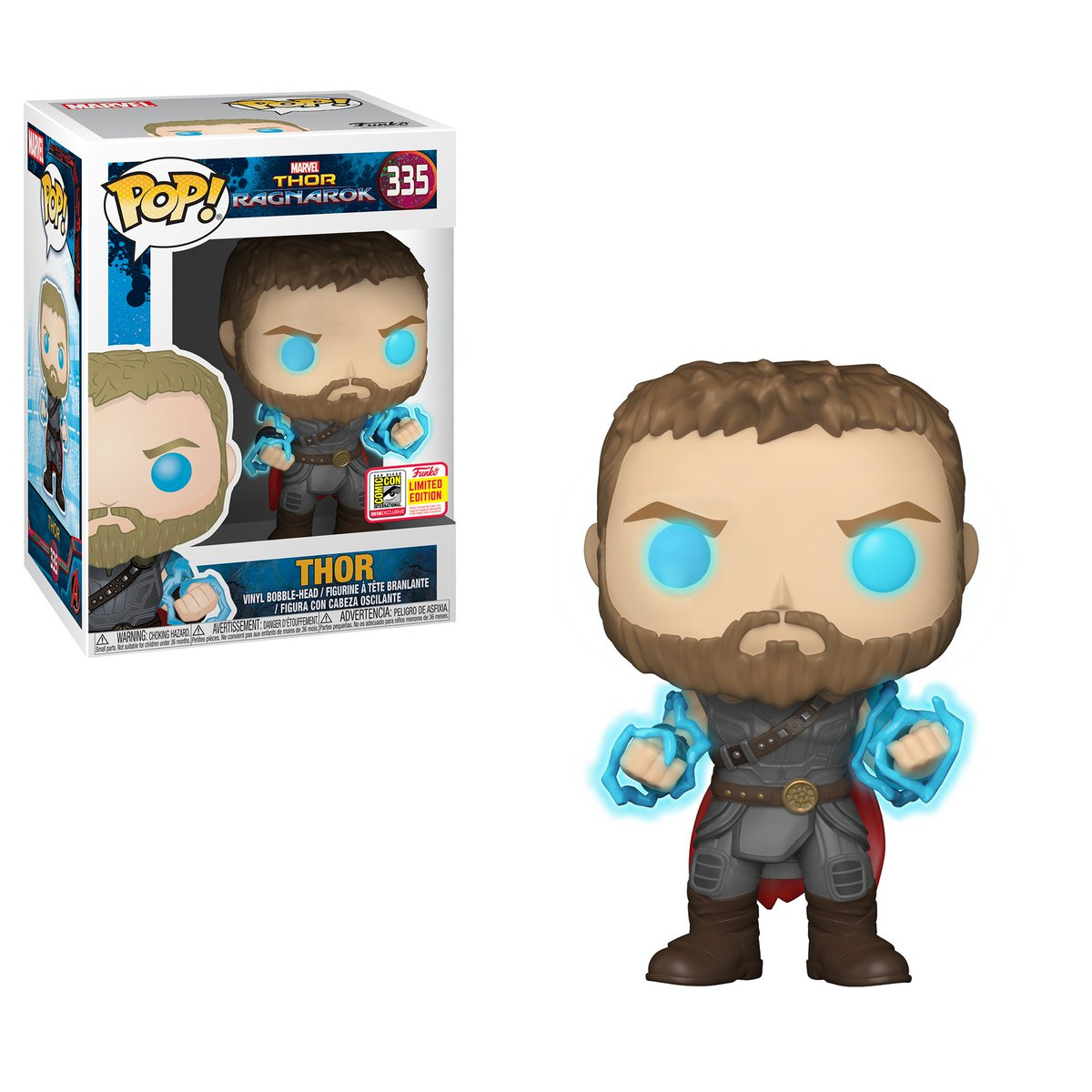 RT & follow @OriginalFunko for the chance to win an #SDCC 2018 exclusive Thor Pop! #FunkoSDCC
