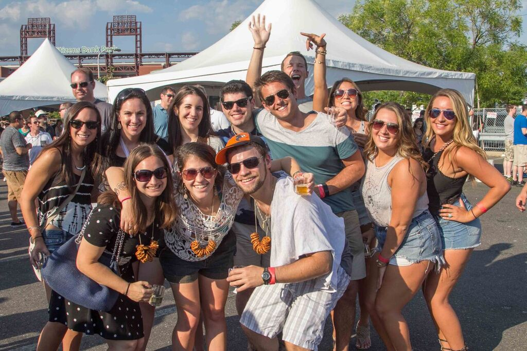 Were less than a week away from the hottest beerfest of the summer! 🍻🍻🍻 #SummerFestLive is NEXT SATURDAY 7/21 here at #XfinityLive! If you didnt get your tickets yet, you better get them now before they sell out! Get em here: ow.ly/nZho30kWuxD