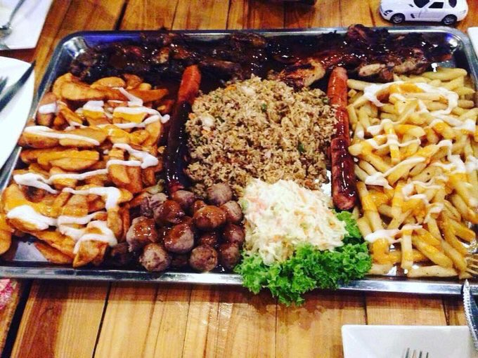 Malayfoodhunter On Twitter 18 A J Burger Grill Western