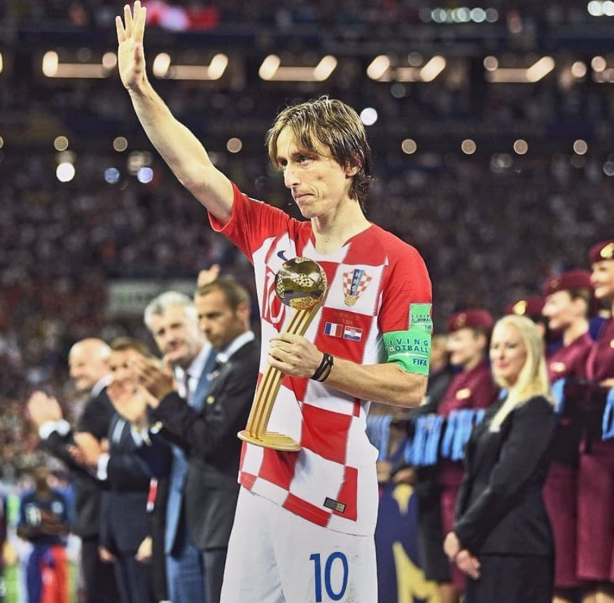 Invictos's photo on Modric