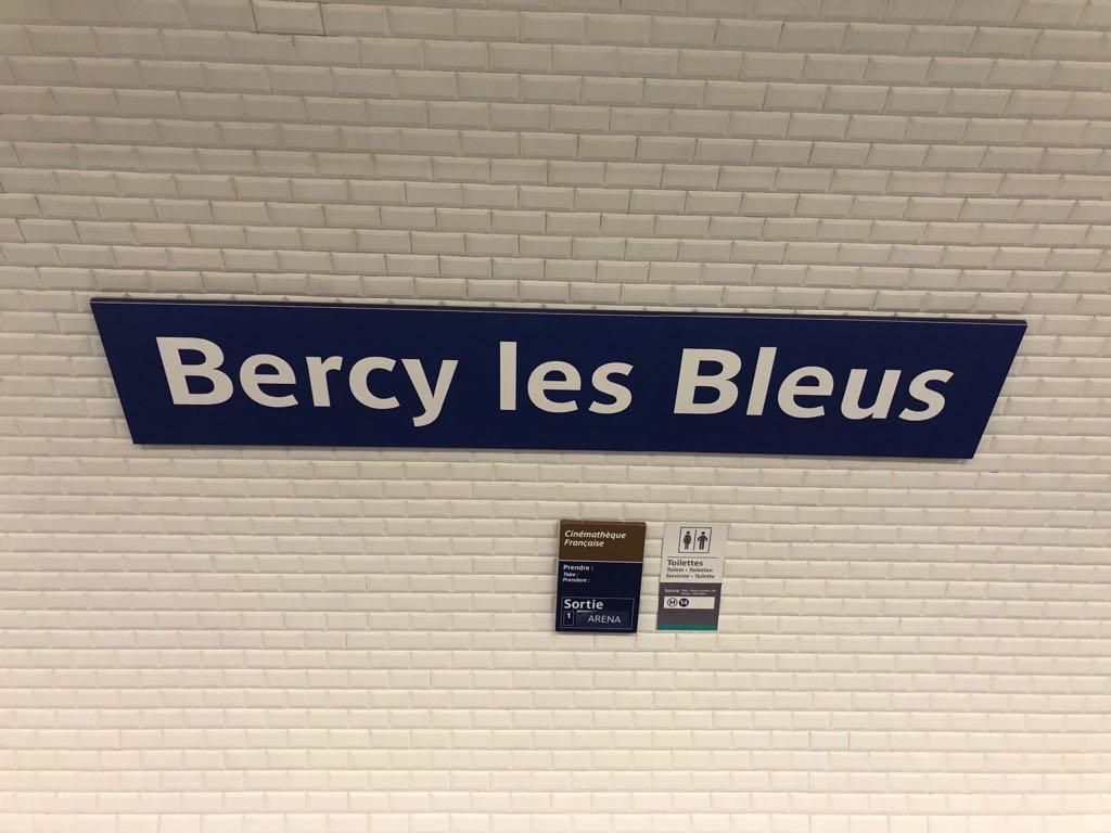 [#MercilesBleus] La #RATP célèbre l'@equipedefrance sur son réseau. On vous dévoile 6 nouvelles stations de métro en l'honneur des Bleus #ChampionsDuMonde !🏆 🎁 Toutes les infos ➡ https://t.co/9TdZq7Uwmp #FiersdetreBleus https://t.co/lAGJhLuBm8