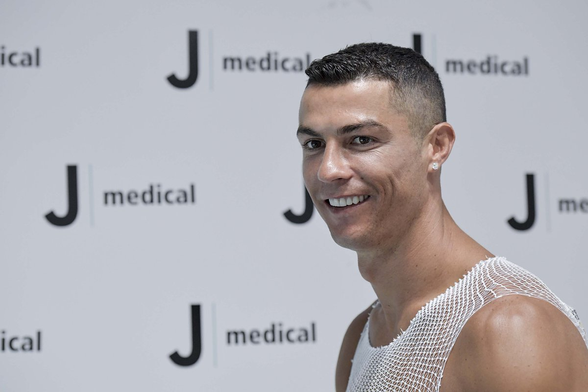 JuventusFC's photo on #CR7DAY
