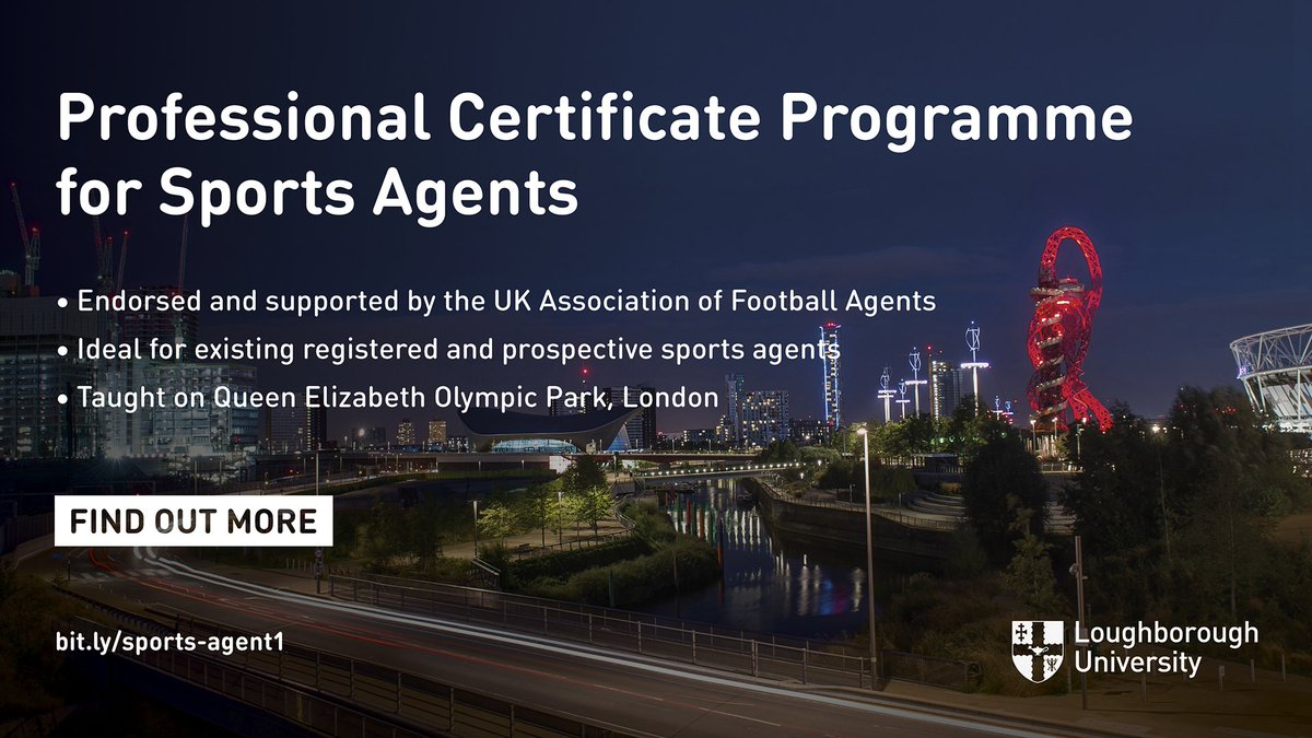97a047a1cb ... of @LboroSSEHS together with industry experts & will be taught  @lborolondon. http://www.lboro.ac.uk/ssehs/sports-agents …pic.twitter .com/r9RbVZT5SR