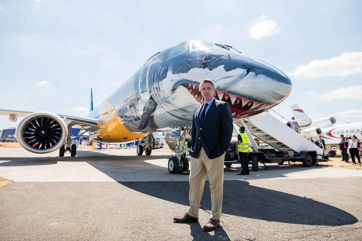 Αποτέλεσμα εικόνας για Embraer foresees demand for 10,550 new aircraft with up to 150 seats over the next 20 years