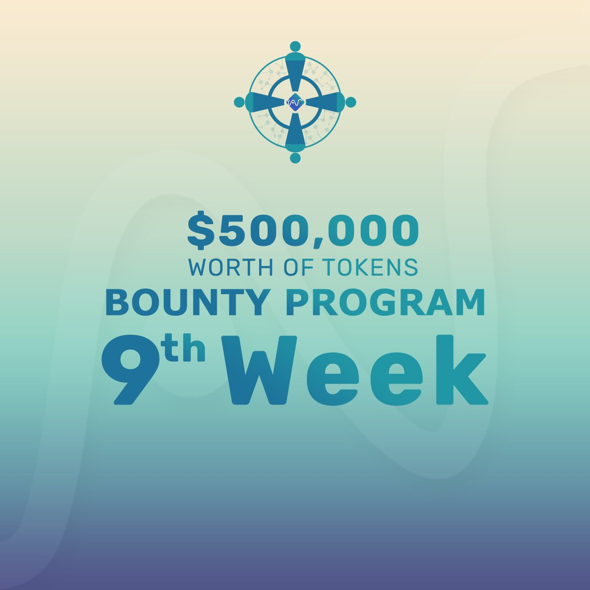 The 9th week of the IA Tokens Bounty Program has now started. Grab your share of the 500,000 USD worth of IATokens! Join the IAT discussions and become a member of the official IAT telegram group at  http:// t.me/iatokens  &nbsp;     #IAT #ICO<br>http://pic.twitter.com/7VmjIrswfT