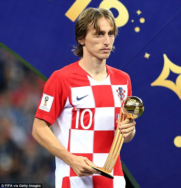 Unique Insurance GH's photo on Modric
