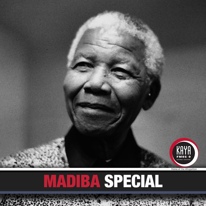In remembering Madiba, #BreakfastWithDavid is taking us down memory lane to celebrate the life of Nelson Mandela. #WalkingWithMandela Listen to our series here: Photo