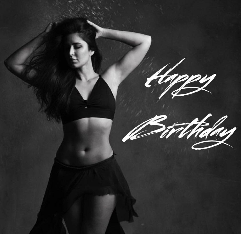 Here's wishing the extremely gorgeous #KatrinaKaif a very happy birthday! #HappyBirthdayKatrinaKaif