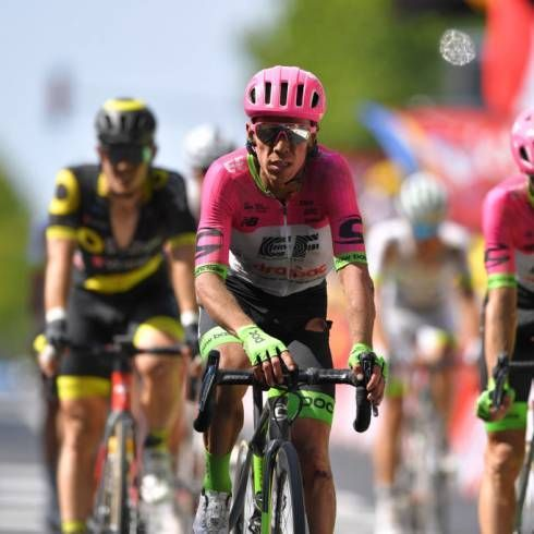 Tour de France: Uran philosophical despite losing time on the cobbles #TDF2018 'We haven't climbed a single mountain' says Colombian  https://t.co/llXDTFy2nY