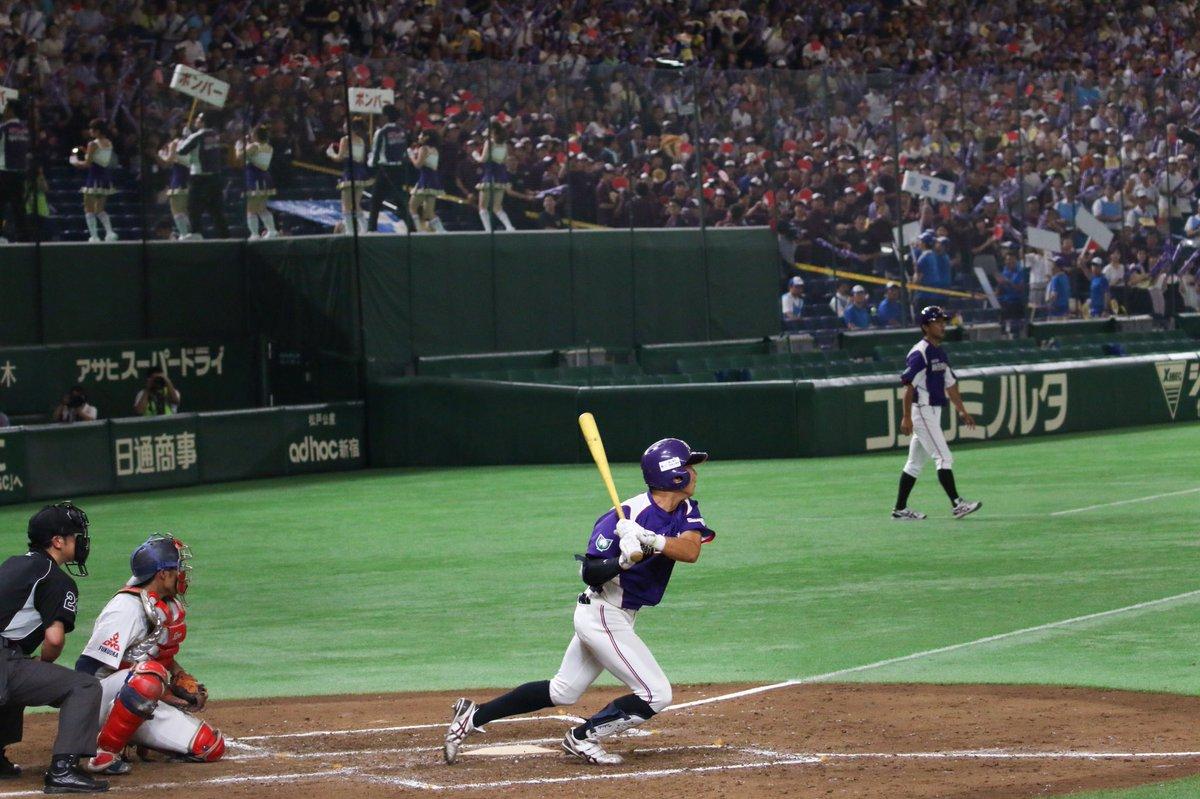 東京ドーム X 都市対抗野球   HO...