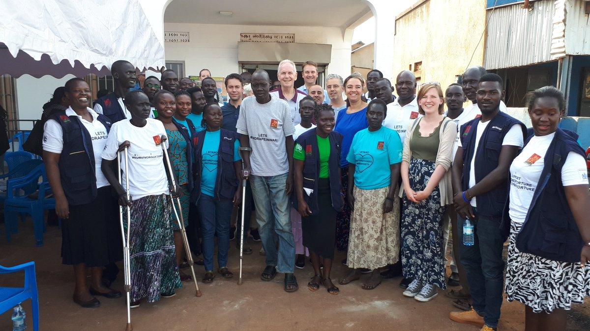 Afgelopen week heeft de cie #BuHaOS en werkbezoek gebracht aan #Ethiopië en #Uganda. Bezoeken aan parlementen, Afrikaanse Unie, bedrijfsleven en verschillende OS-projecten. Veel dank aan @NLinEthiopia en @NLinUganda voor de organisatie en begeleiding!
