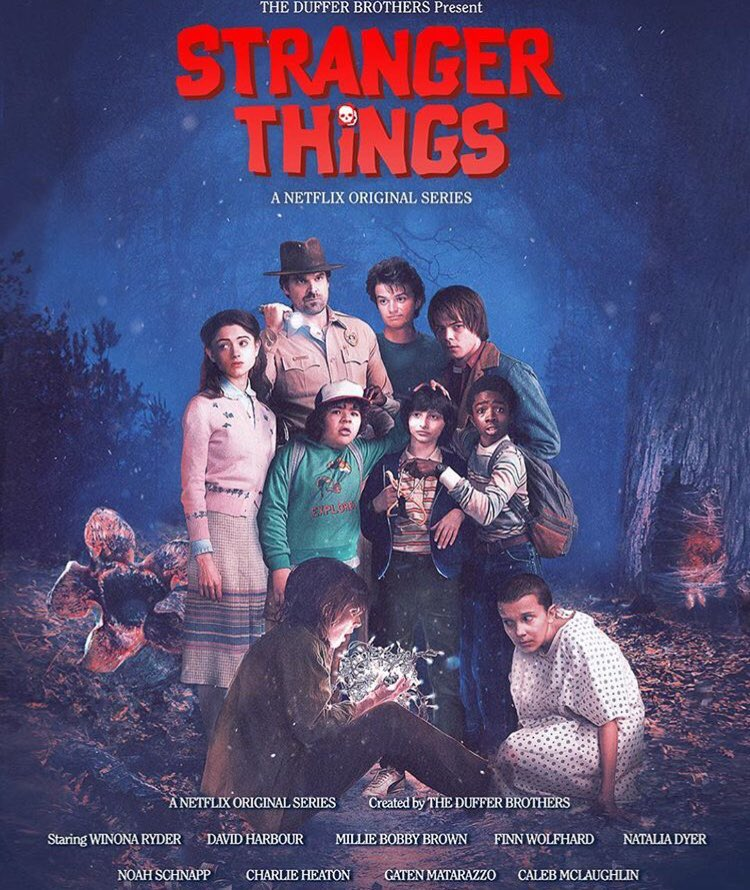 'Stranger Things' premiered on this day in 2016 <br>http://pic.twitter.com/HNmiVEs6bh