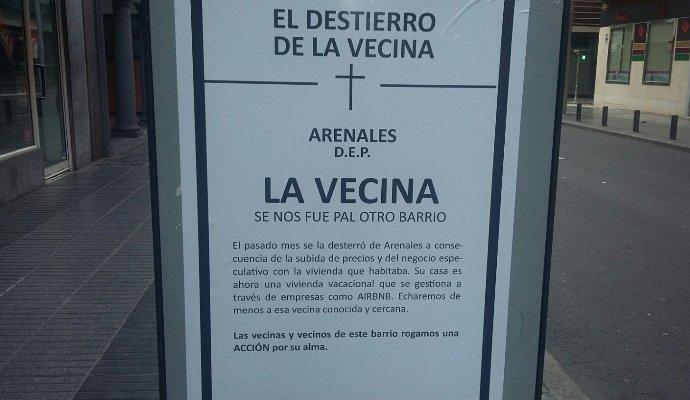 Fiel reflejo de lo que sucede en mi barrio: Arenales #EmergenciaHabitacional