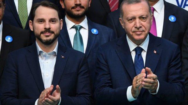 Merkez Bankası ve kamu bankaları Berat Albayrak'a bağlandı cumhuriyet.com.tr/haber/turkiye/…