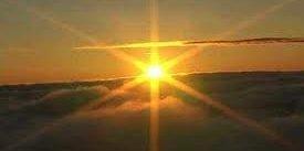 BOM DIA Tente ser um raio de Sol na vida de alguém hoje #SegundaDetremuraSdv Photo