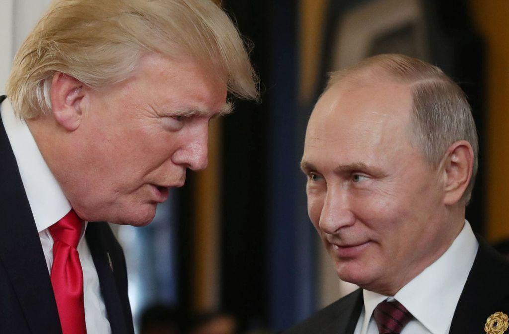 """Gipfel in #Helsinki - #Trump: Unsere Beziehung zu #Russland war """"NIEMALS"""" schlechter https://t.co/L7BYofLa9i"""