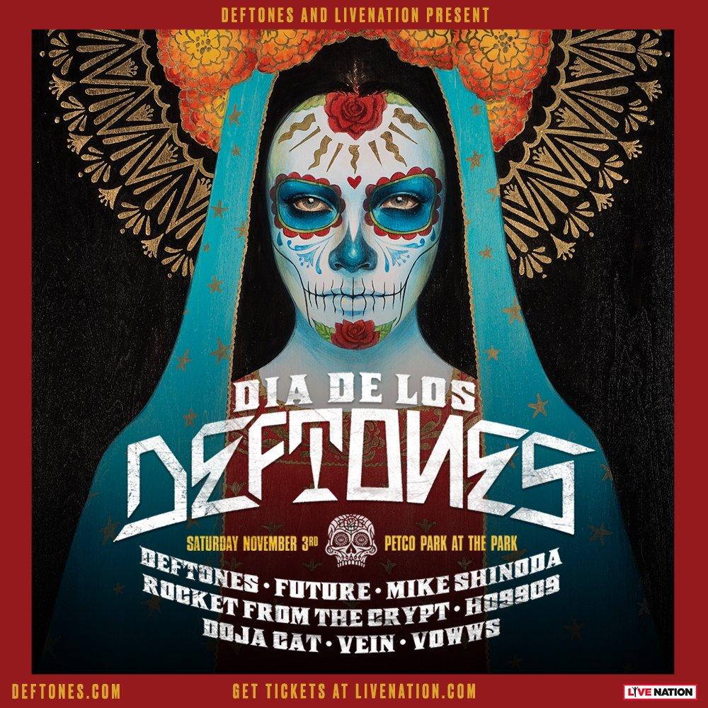 Deftones desvela detalles de su nuevo disco DiO-qd0U8AApiVs