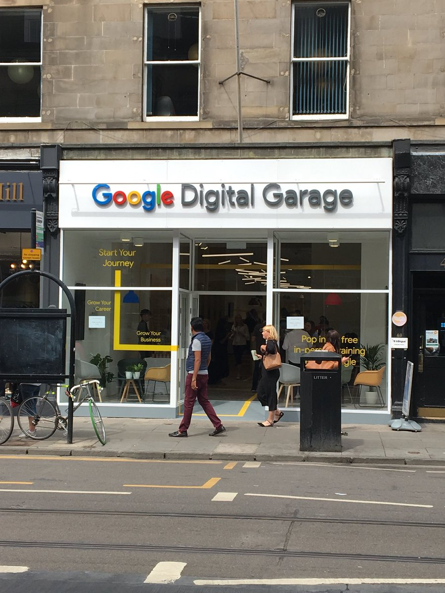 joined up 4 business on twitter   u0026quot  welcome  google digital garage  a great resource for