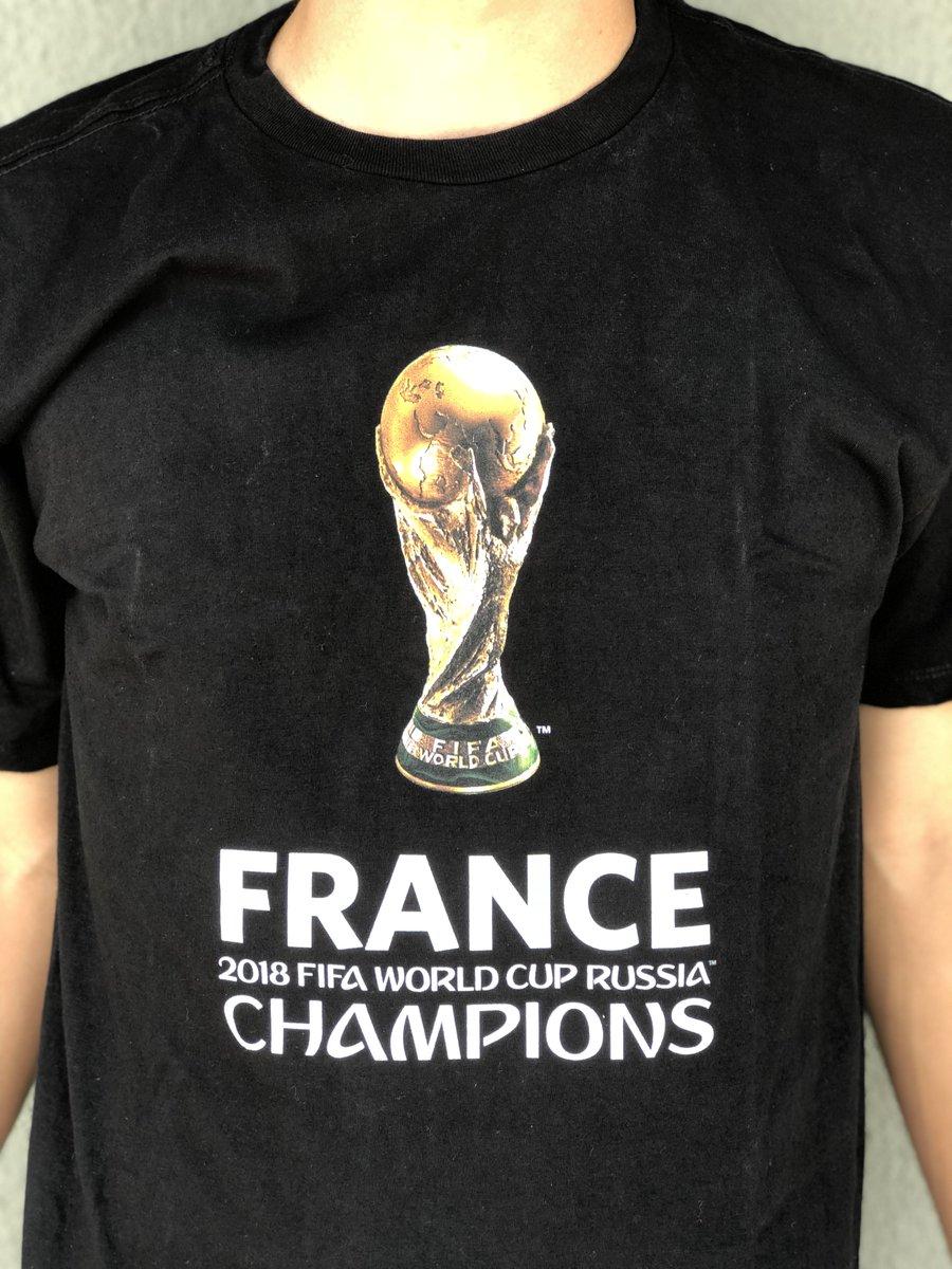 world cup champions apparel