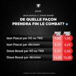 #PascalBossé Twitter Photo