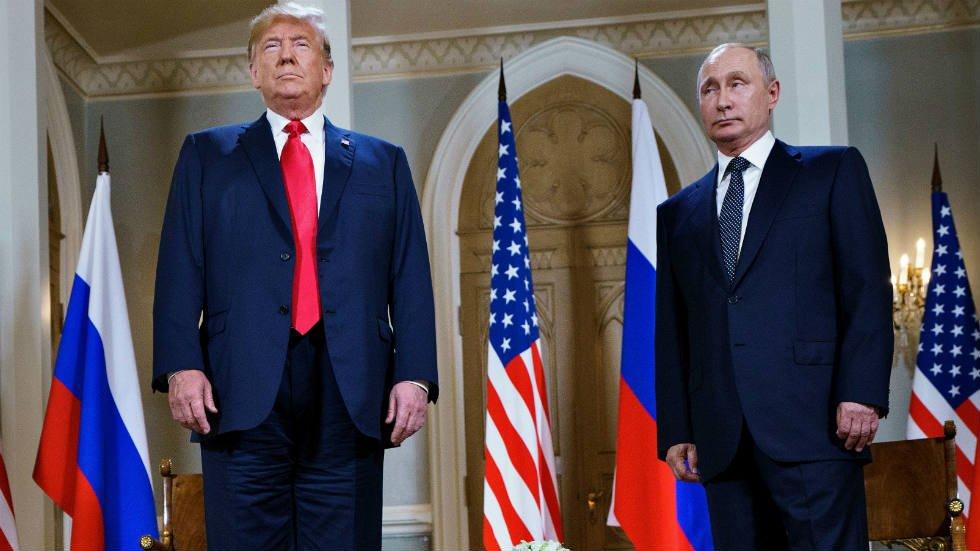 Russian state media defends Trump, attacks Mueller https://t.co/tAQmCjD3Hi https://t.co/BQZ60oye08