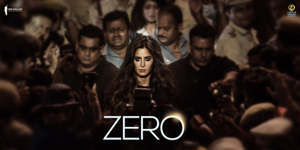 Happy happpyy birthday #KatrinaKaif ... You're going to wow everyone in #Zero.. Have a great year 💕🦄