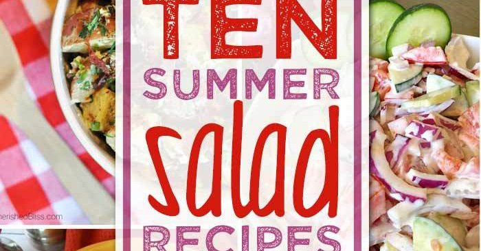 Beat the heat .... recipes for refreshing summer salads https://t.co/CVRdaxz4gr https://t.co/2COpphMnWO
