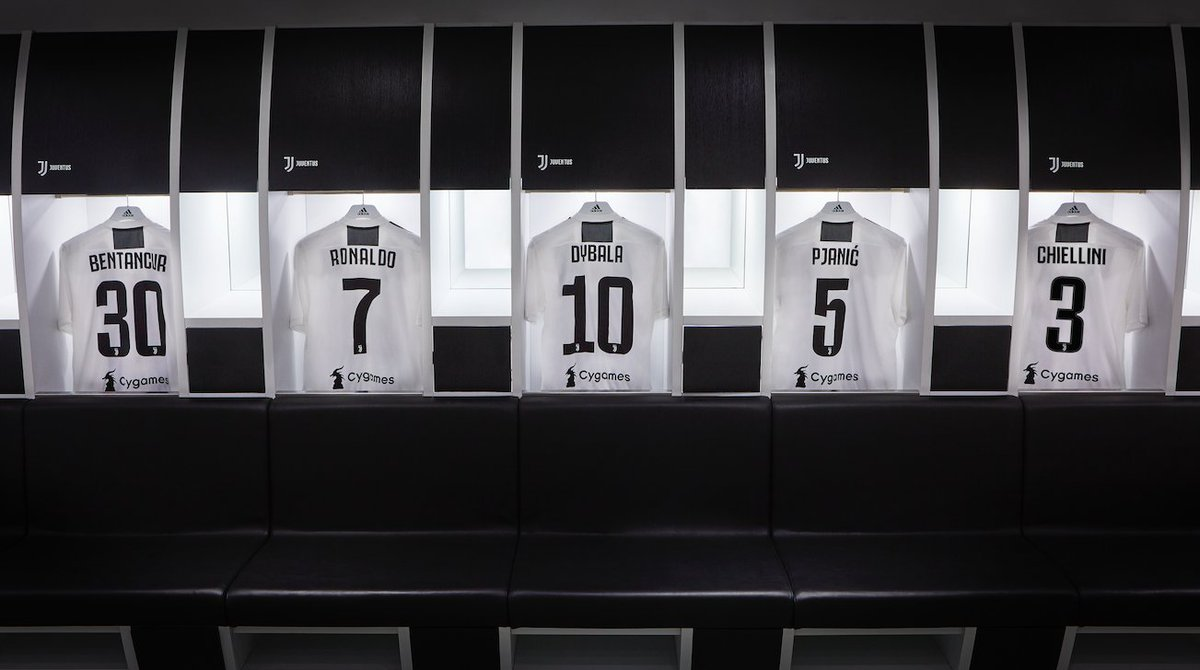 We create in Black & White.  @juventusfc is #HereToCreate